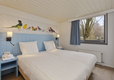 Acheter un cottage Comfort De Eemhof via Center Parcs Vastgoed
